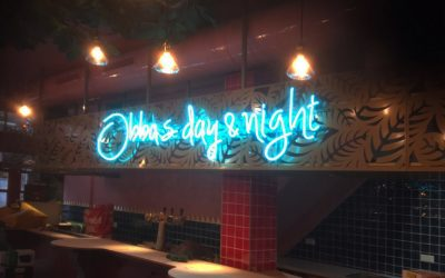 OBBA  DAY & NIGHT  WITTE DE WITHSTRAAT ROTTERDAM